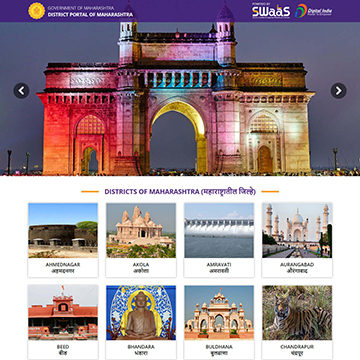 Maharashtra District Portal