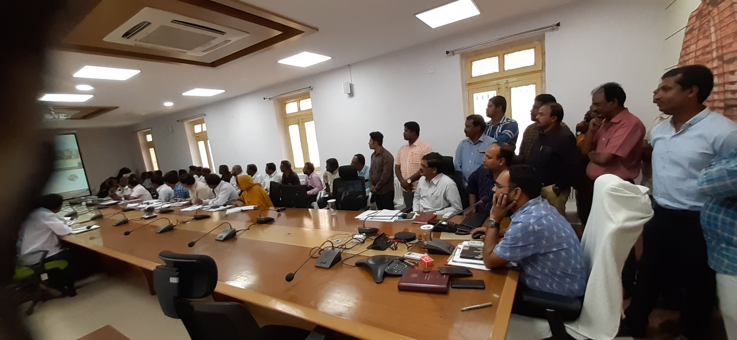 Inauguration of District Official Website.