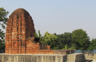 Side view of Laxman temple Sirpur