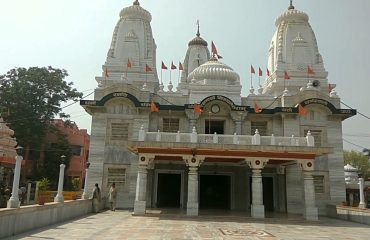 The famous Gorakhnath Temple
