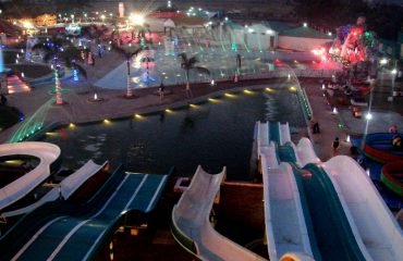 Water Park - Neer Nikunj (Night view)