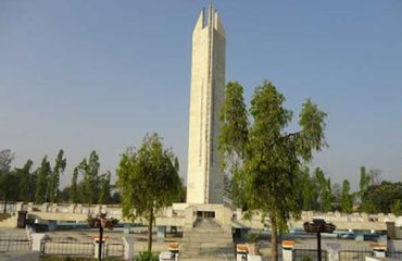 Shaheed Smarak (close view)