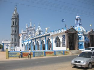 Panimayamatha church