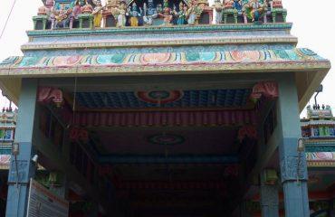 Ayyanarsunai Temple front view