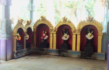 Ayyanar Kovil gods
