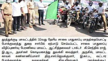 Road Safety Month