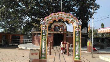 अंगराबारी-शिव मंदिर खूंटी