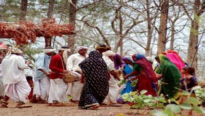 Culture in Melghat