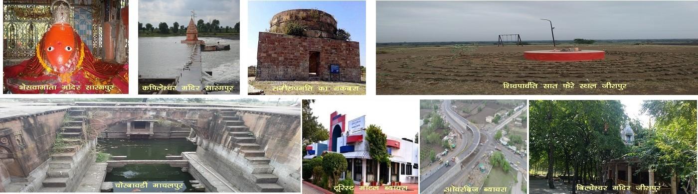 पर्यटन स्थल