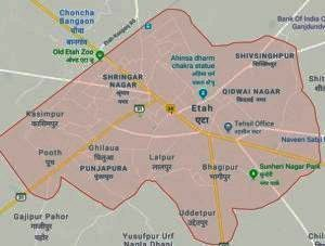 map etah image