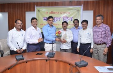 Employee Felicitation on Revenue Day