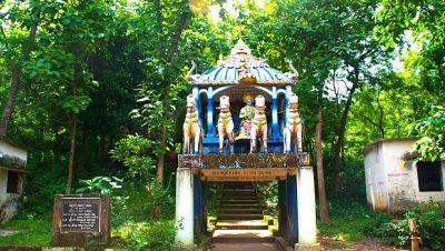 Gokulananda Pitha Entrance