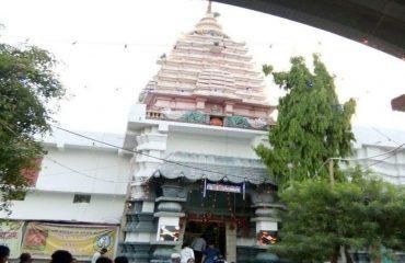 Mawali Mata Mandir - Main Gate