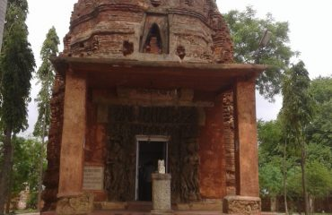 Front View of Siddheshwar Temple