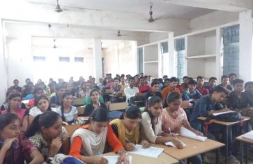 Voter Awareness Campaign at College