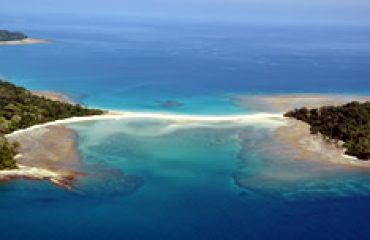 Ariel View of Ross & Smith Islands Image