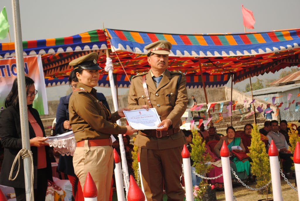 SP giving away certificate