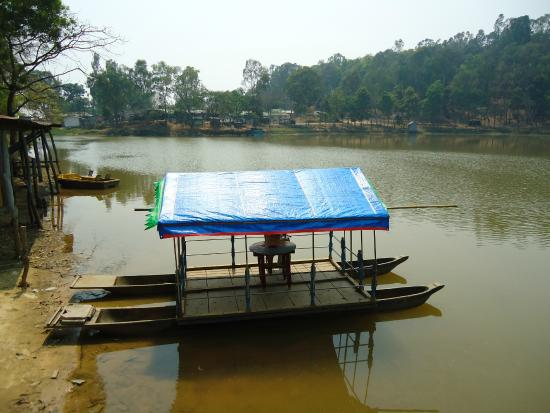 Boating at Loukoipat