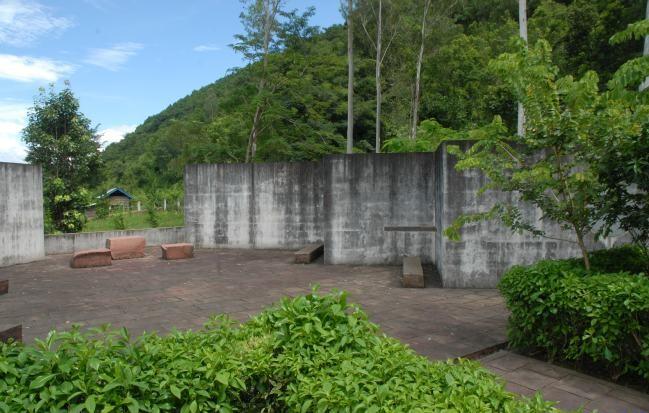 Japan Peace Memorial at Maibam