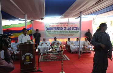 CLR Inaugration at DC Bishnupur