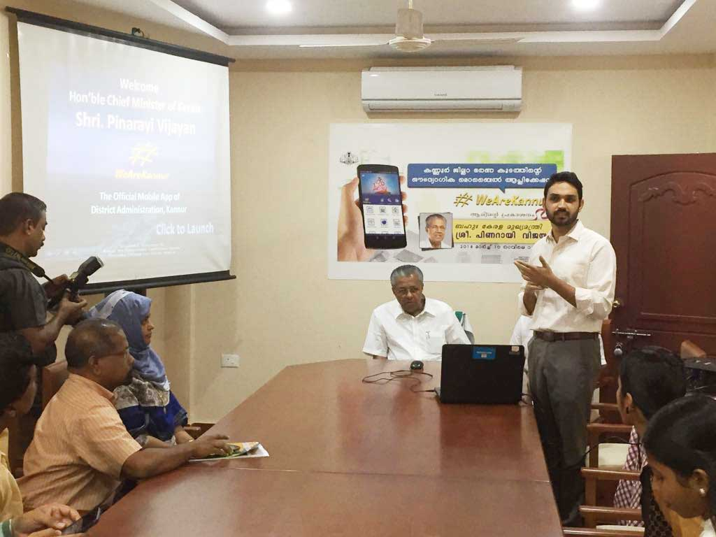 we are kannur launch
