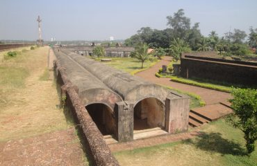 Fort Top View