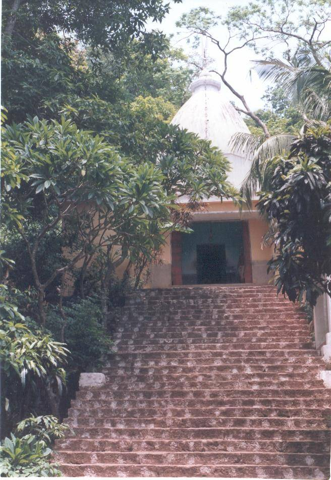 Shri Ram Temple at saptasajya