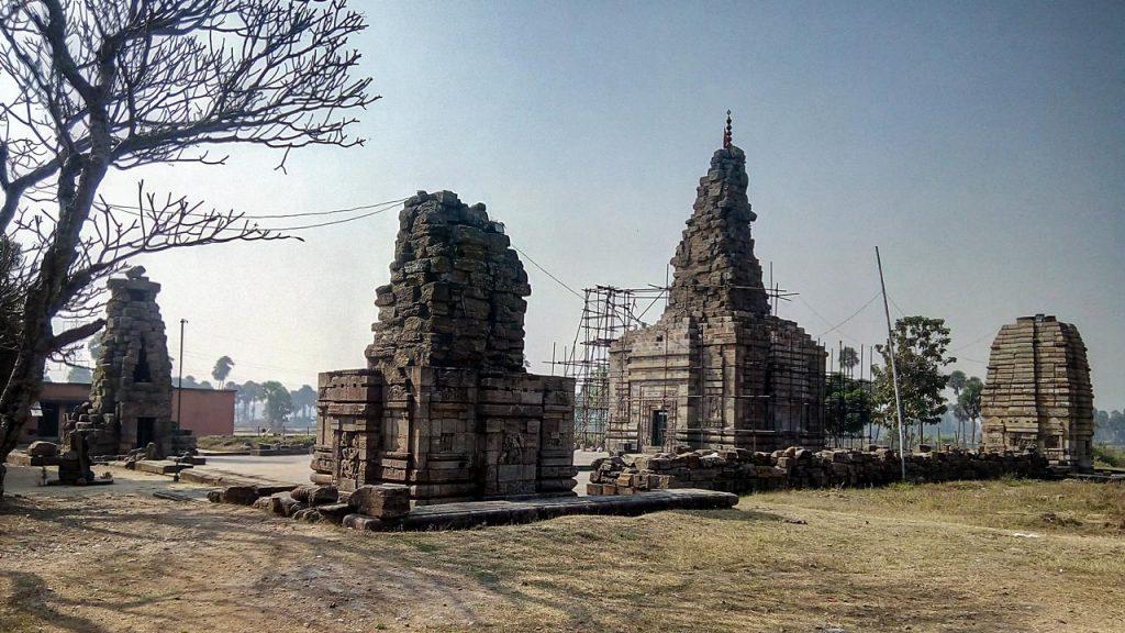 Astasambhu Temple complex