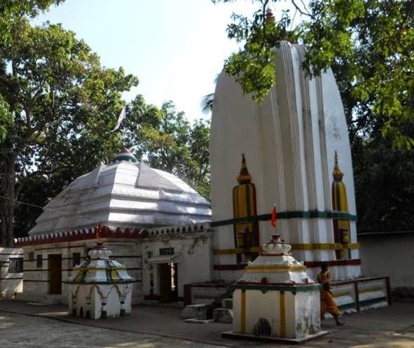 Kapilash Temple Backside view