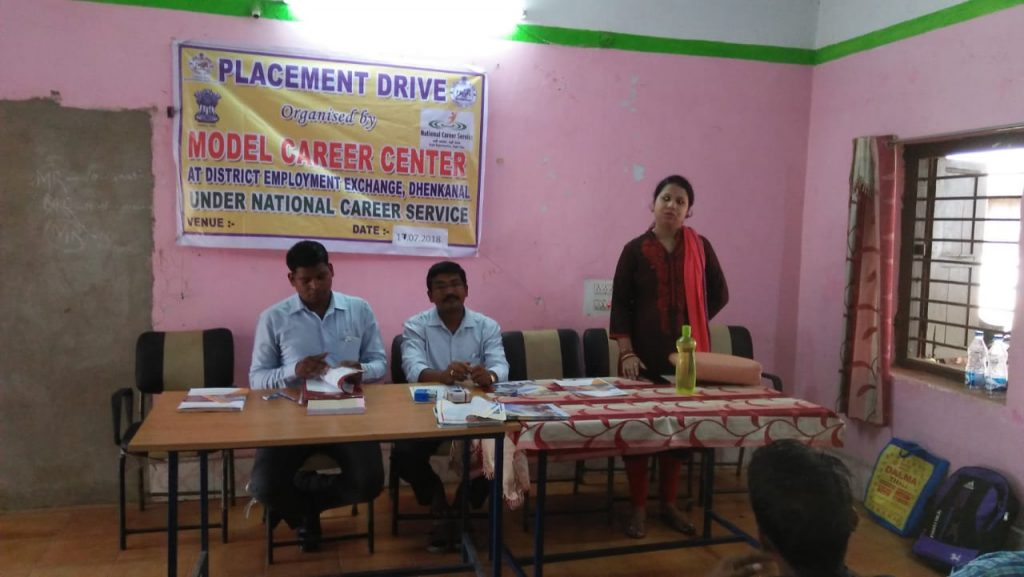 Placement drive1