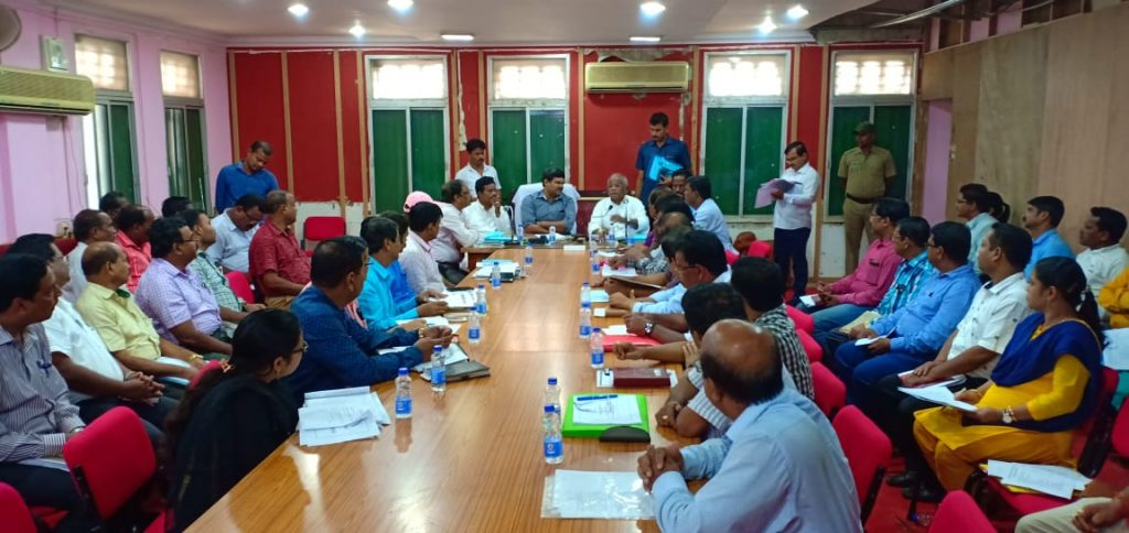 Review Meeting Dy chairman3