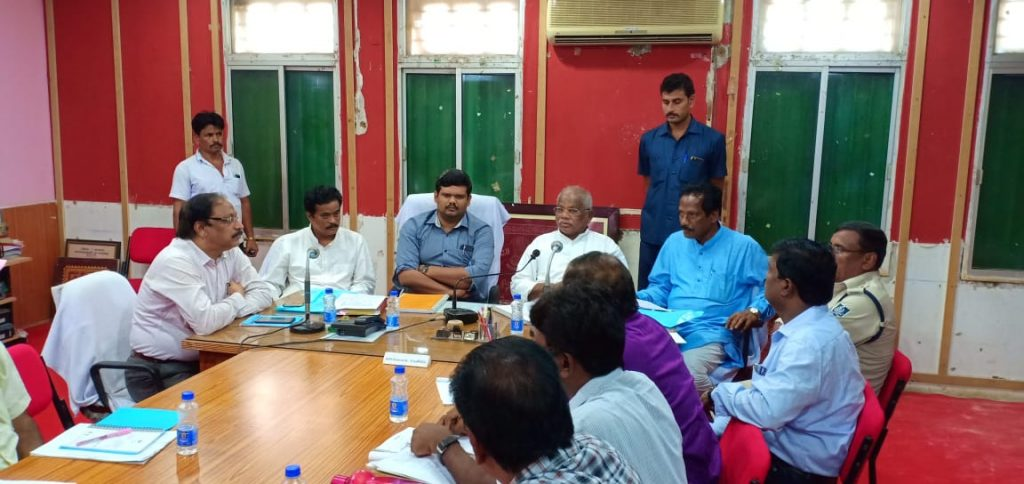 Review Meeting Dy chairman6