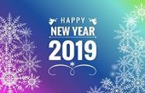 Happy New Year- 2019