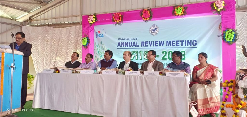 Review meeting1