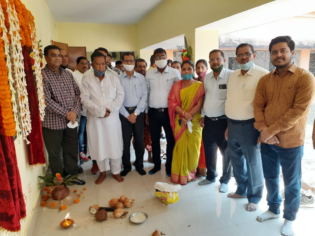 Biju Patnaik's Birth Anniversary and Panchayati Raj Diwas Celebrated at Dhenkanal