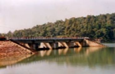 Dandadhar Dam Distance view