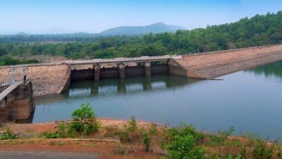 Dandadhar Dam Total view