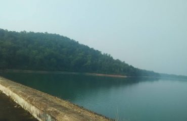 Water Reservoir at Dandadhar dam