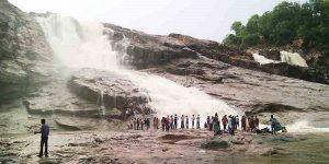 Kuntala Water Falls
