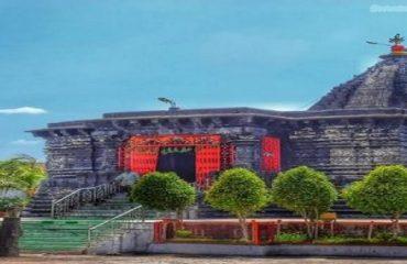Temple at Jainath