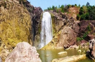 Water Fall Of Gayatri