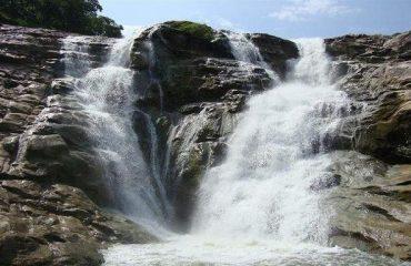 Pochera Water Fall Near View