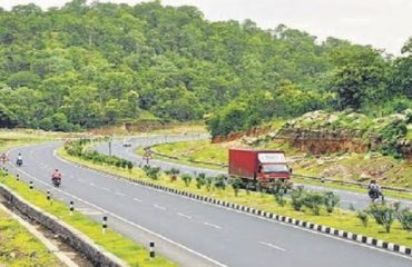 Adilabad Highway Nature