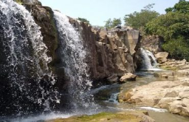 Pocher water fall Front View