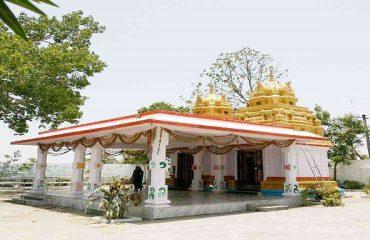 నాగోబా దేవాలయం మొత్తం వీక్షణ