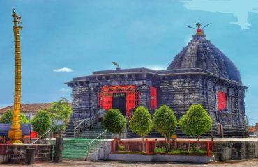 Jainath Temples Total View