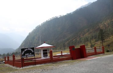 Namti Valley Pic.
