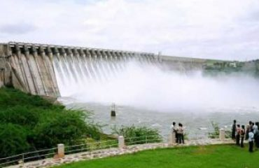 NS Dam water released