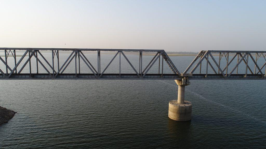 telaiya dam bridge