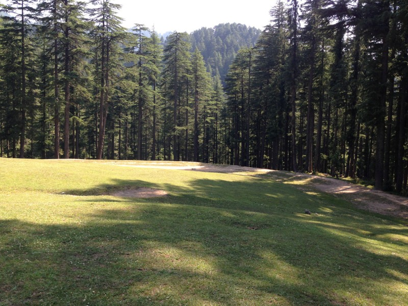 Ground at devidarh